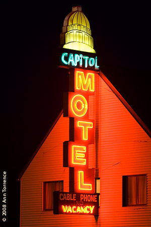 Capitol Motel, State Street, Salt Lake City, Utah