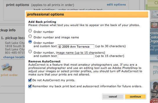 Print-a-week Challenge: printing at Costco