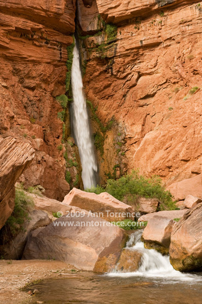 Deer Creek Falls, Grand Canyon National Park