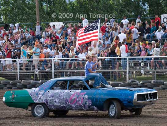 Fairview Demolition Derby