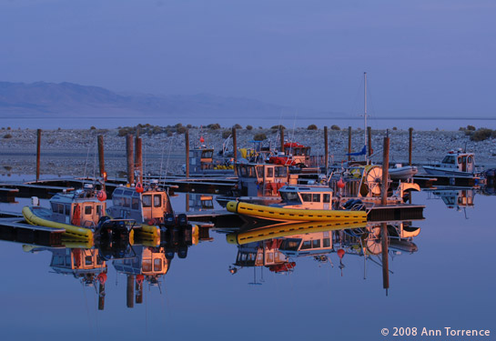 Antelope Island Marina, Great Salt Lake