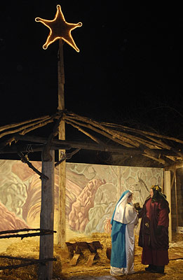 live nativity LDS Utah