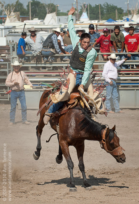 Browning Montana rodeo saddle bronc Indian rodeo Highway 89 US89