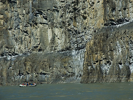Third Canyon of the Nahanni