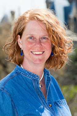 Ann Torrence author photograph by Rich Legg