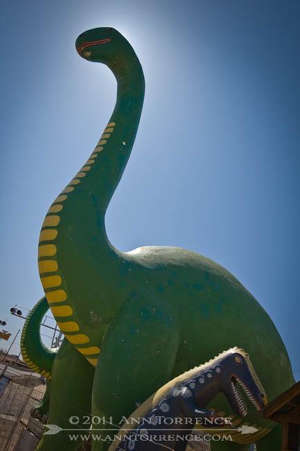 Dinosaur, Holbrook AZ