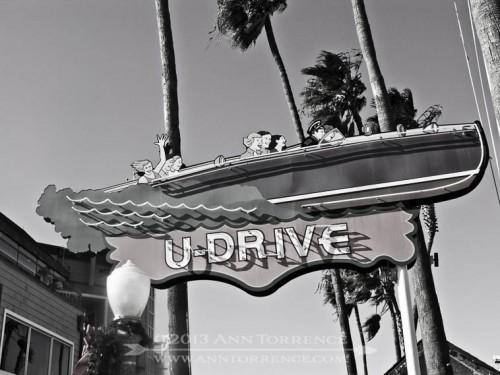U-Drive, Balboa, CA